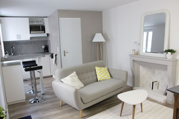 Centre ville/ESC Appartement Cosy - Dijon