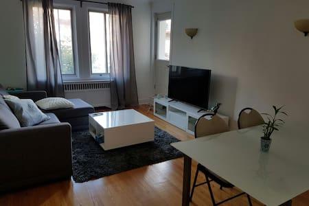 Rodrigo's home - Montréal