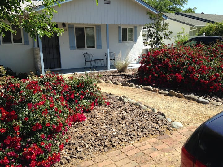 Rose Cottage 1P 30+ day stay