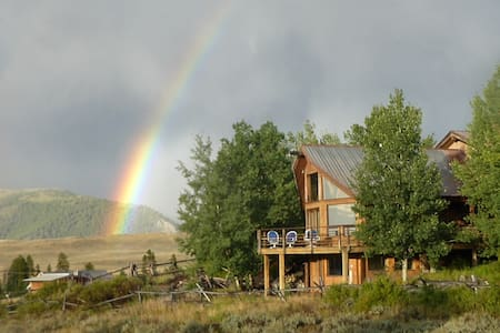 Sawtooth Sky Ranch - Ketchum - Dom