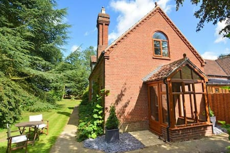 The Woodlands -secluded luxury - Norfolk - Apartament