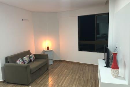 Apartamento no Coração do Recife com Wi-Fi e A/C