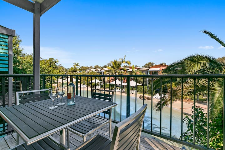 Noosa Lakes Resort -1 Bedroom Apartment with views
