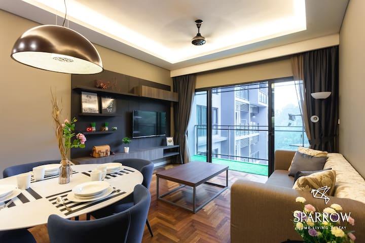 Vista Premium Suites 08-13A|Genting Highland|[8Pax