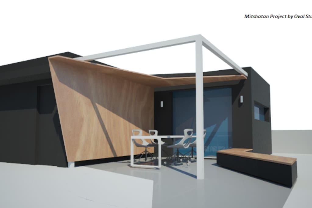Mitshatan designed by Oval Studio
