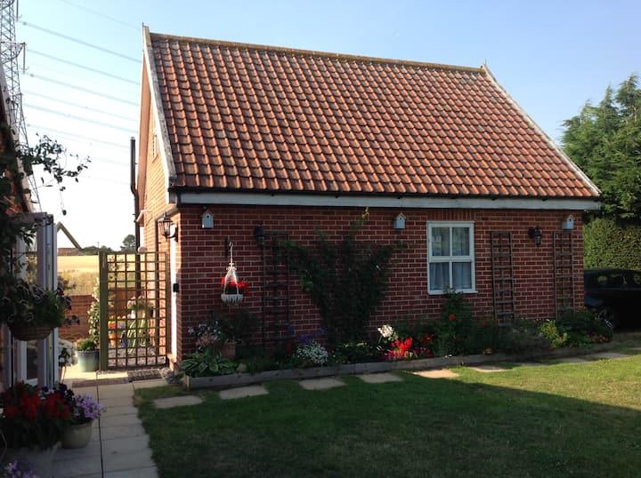 Kiniken House Suffolk