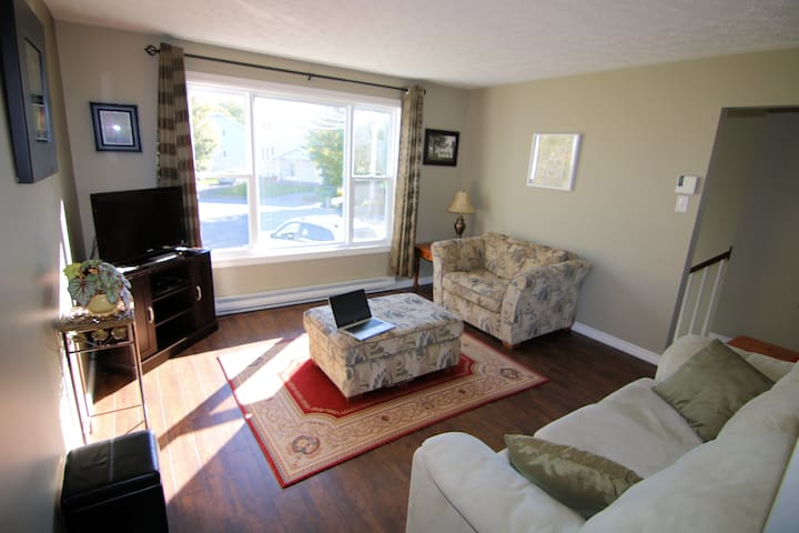Walking distance to Cole Harbour Place
