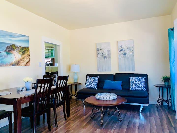 1 Bedroom House In Monterey County