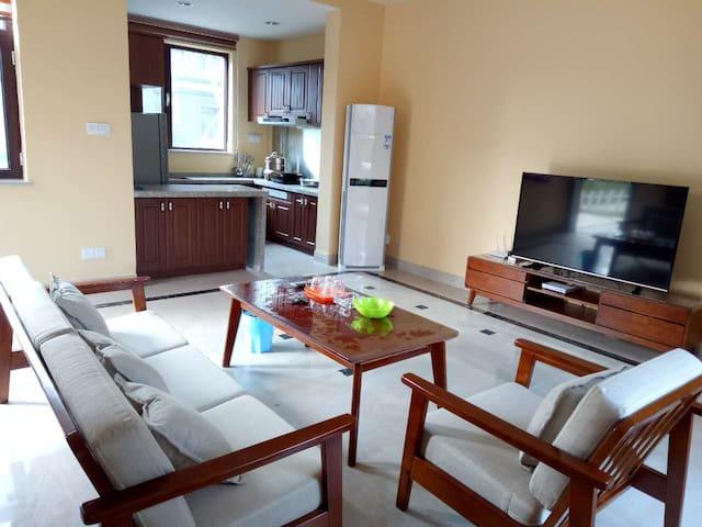 碧桂园十里金滩高档两居别墅 - Yantai - Villa