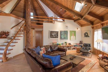 Idyllwild Tree House - (RVC-253) - Idyllwild-Pine Cove