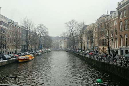 Great location! Come see Amsterdam! - Amsterdam - Wohnung