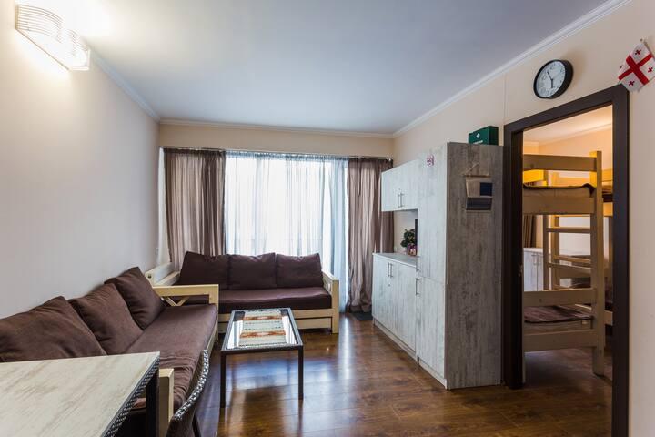Cozy apartment in Bakuriani