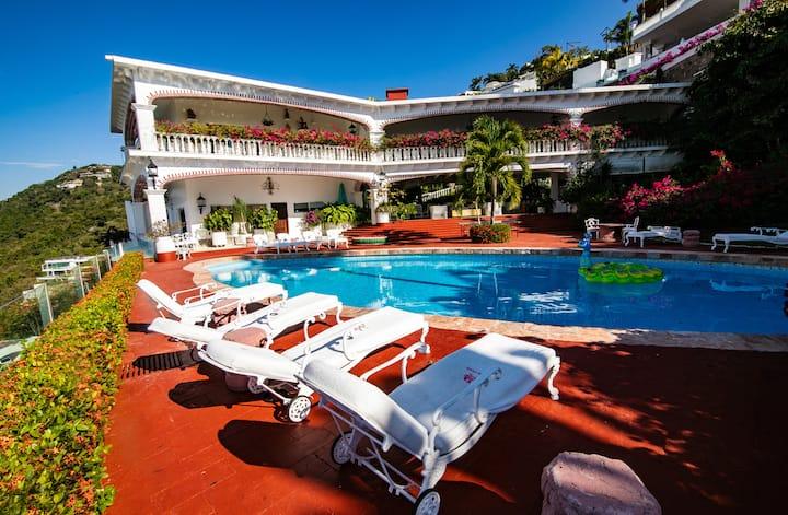 Las Brisas Luxury Villa | Vista Hermosa Acapulco