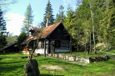 Cottage in the beautiful wilderness - Hrabušice - Chalet