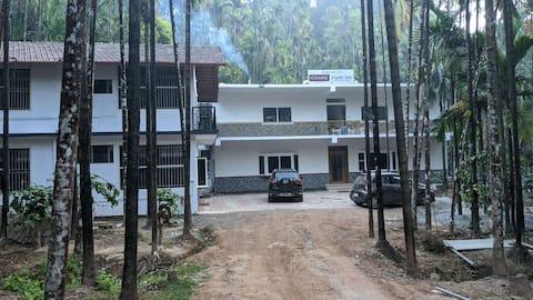 Hosamane Farm Inn For a peaceful stay amidst green