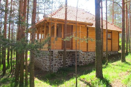 Mountain bungalow in pure nature - Bungalow