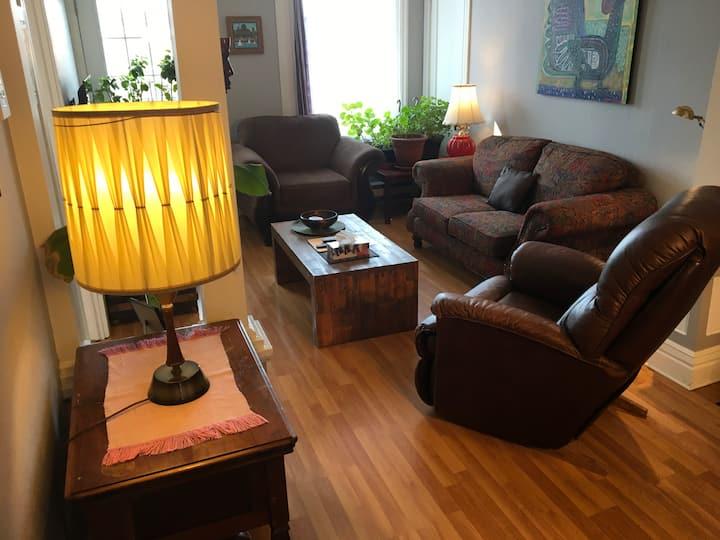 Le 329 grand appartement Quebec centre ville