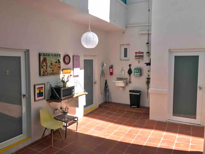 Casa de Artistas Lofts | Room #1