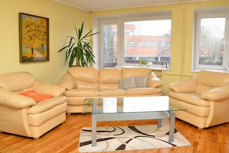 Apartment with Kitchen near City Center - Kaunas - Apartment