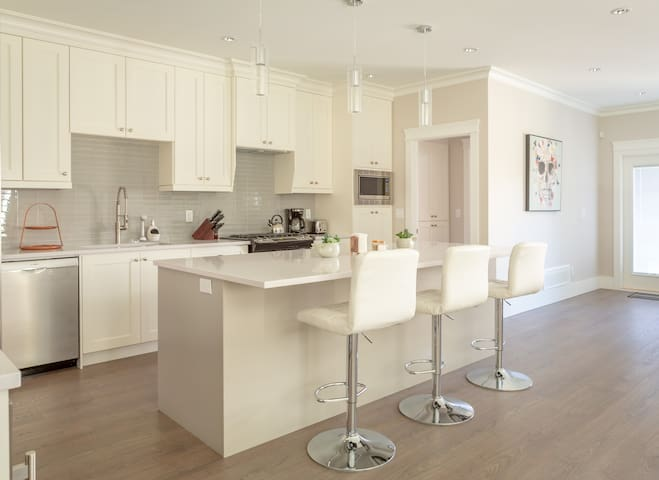 Brand New Luxury Custom Home near Metrotown