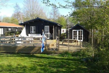 Luxe Cottage aan de Friesche meren - Elahuizen