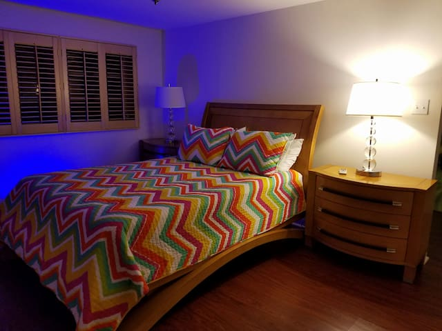 Beautiful  room in wilton Manor. - Wilton Manors - Dom