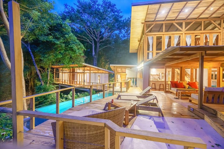 Casa Terraza/ The Terrace House