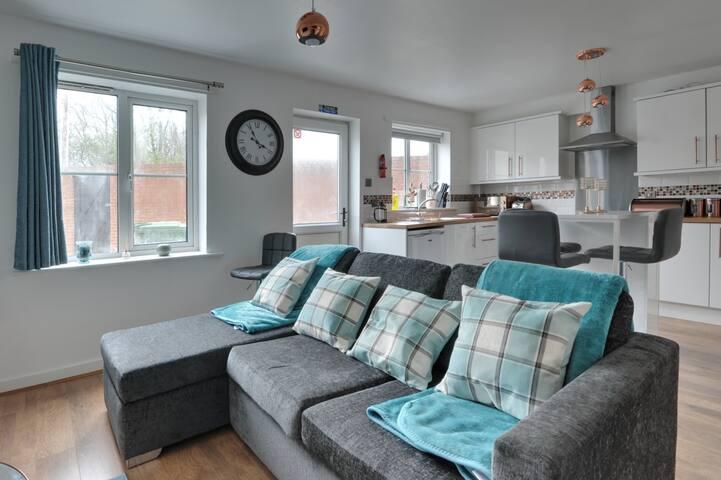 Langton House Hylton Suite   Stay