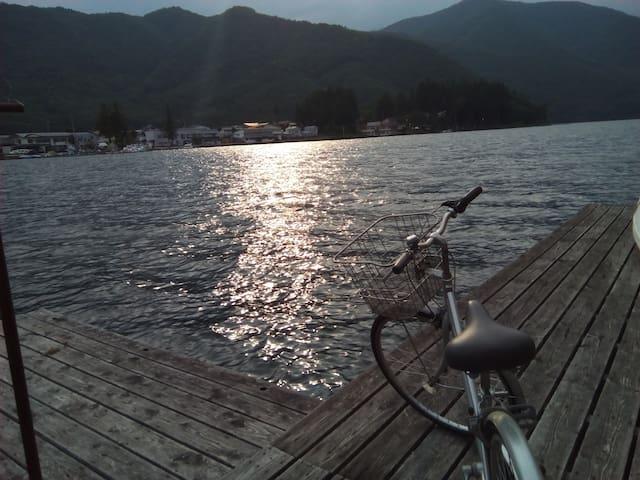 Lake side Mine +Spa