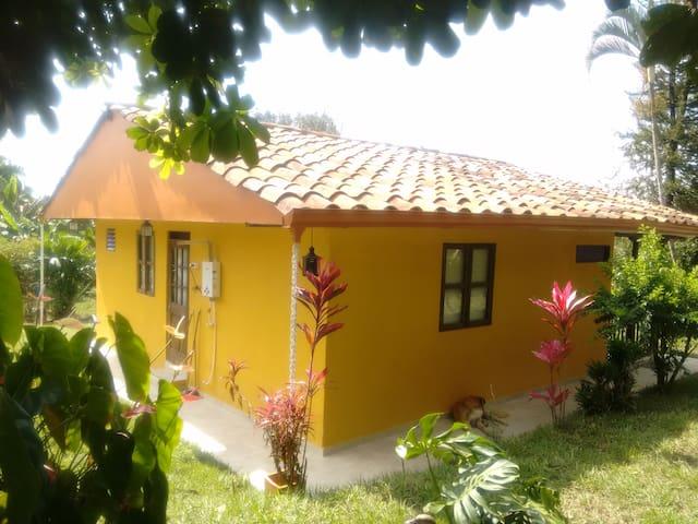 Charming Nature House/ Finca Tradicional Cafetera