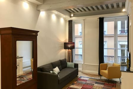 Superbe emplacement  °°check in 24/24°° - Lyon - Apartment