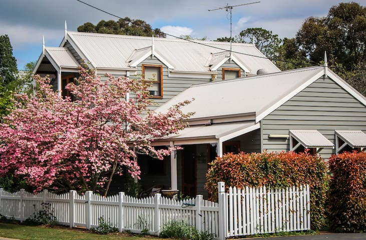 Blue Wren Cottage Beechworth - Beechworth - Casa