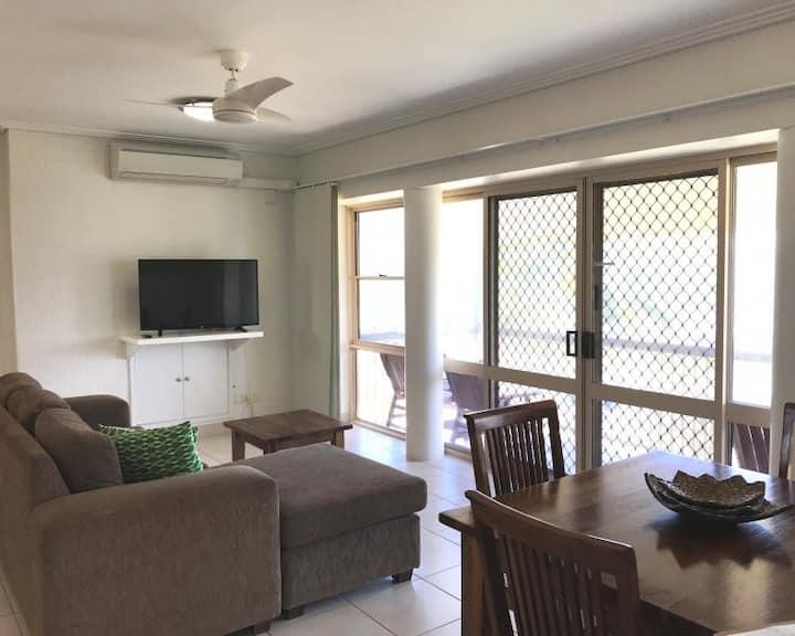 2 Bedroom Ocean Front Apartment