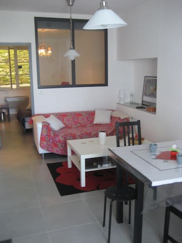 T1 au village - Rutali - Apartment