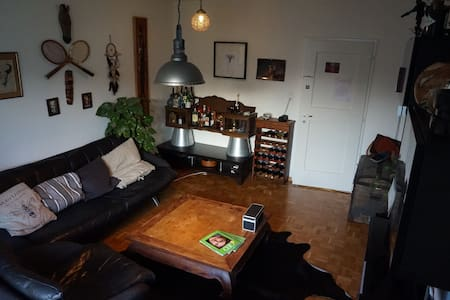 Cosy apartment close to Basel's main station - Münchenstein - Apartmen