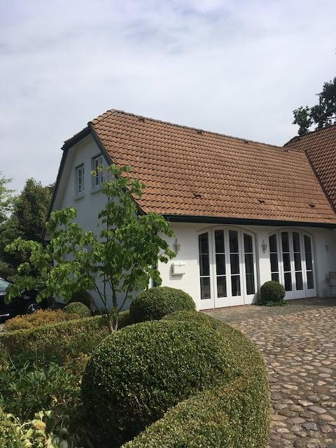apartamento bem conservado em Tellingstedt, perto de Heide