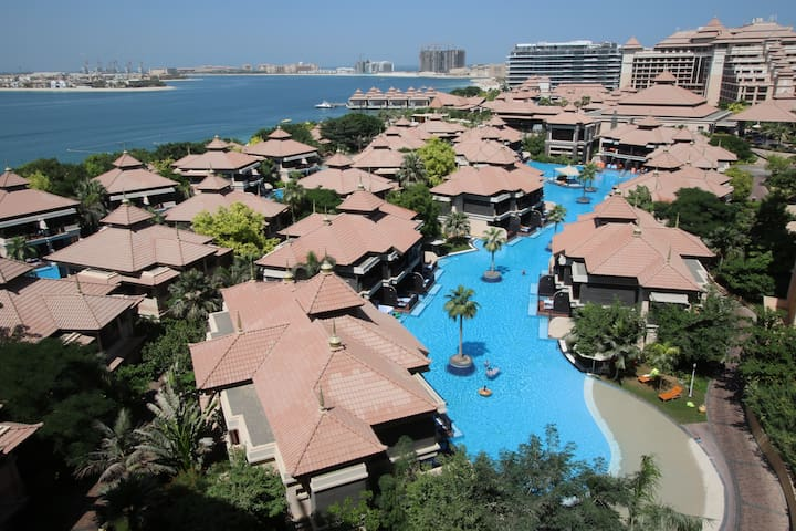 Luxury 1BR apartment on the Palm Jumeirah