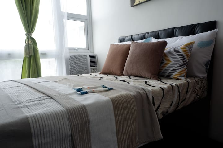 Your cosy bed for the stay!
