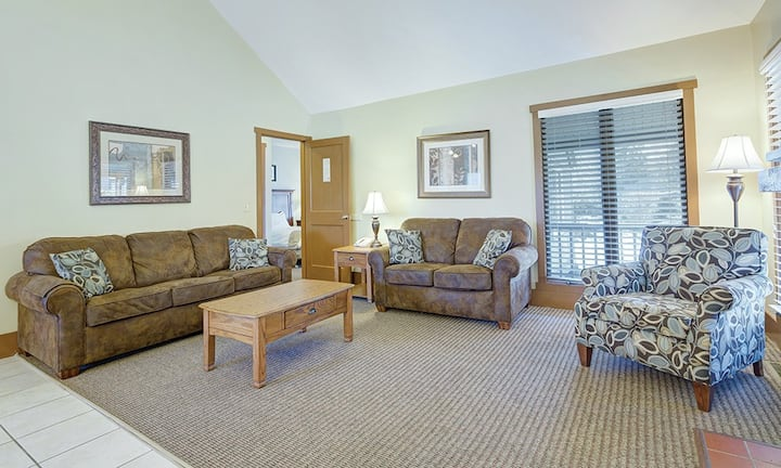 1 bedroom Condo at Shawnee Village-Depuy