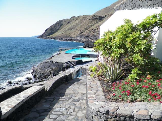 Habitación privada Aloe en la Isla de El Hierro