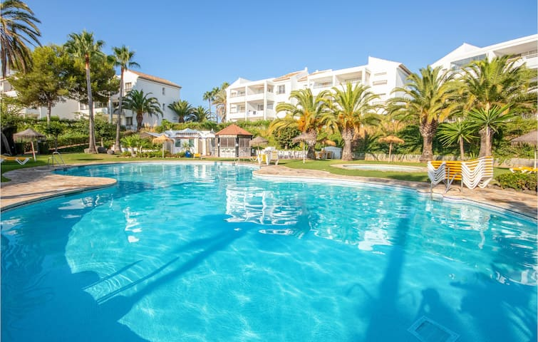 Holiday apartment with 1 room on 36m² in Mijas