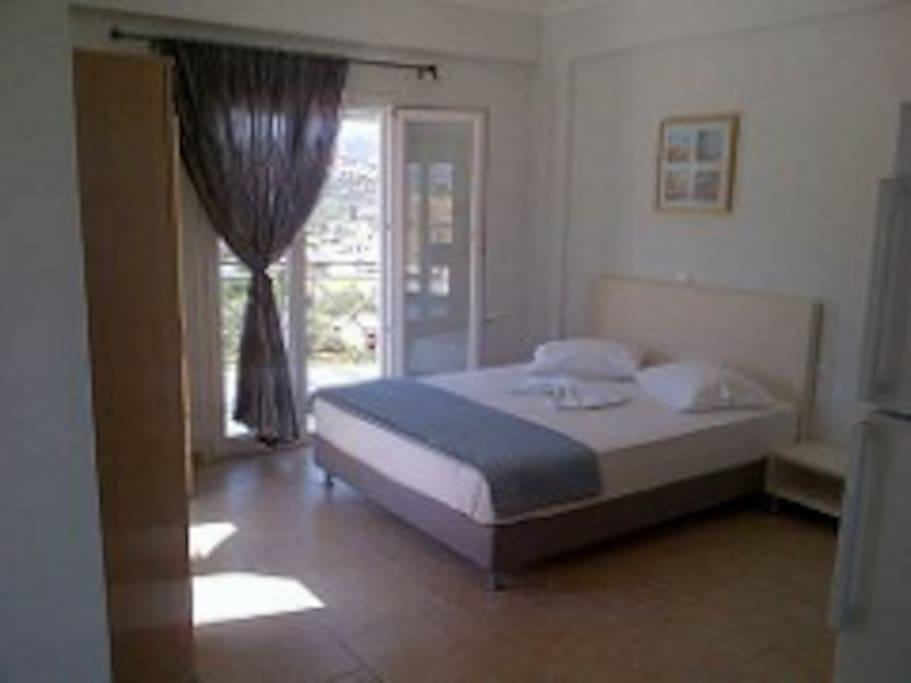 Κλασικό υπνοδωμάτιο