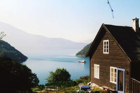 Hestehagen-fantastisk fjordutsikt - Sogndal