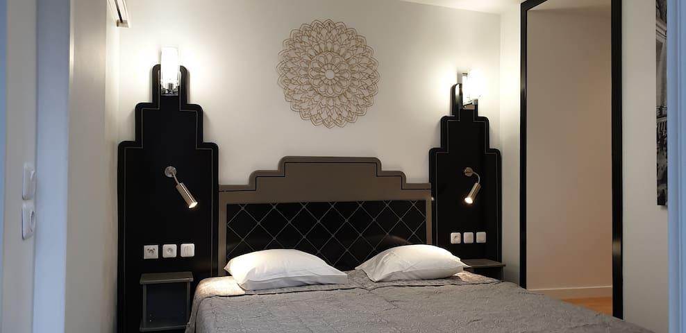 Chambre double tout confort