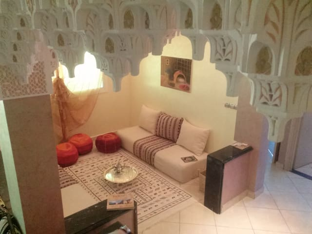 Dar Kadija: tradition and modernity - Meknes - Appartement