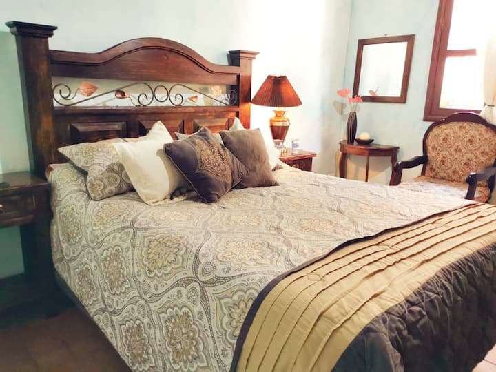 Antigua G. - Jocotenango 1 Private Room