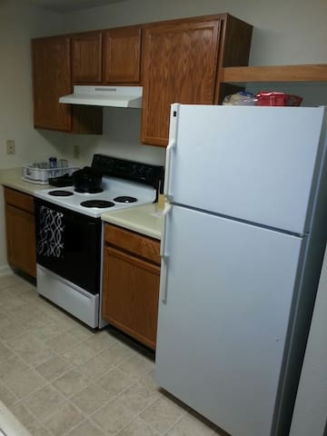 Lovely private Apartment - Indianapolis - Daire
