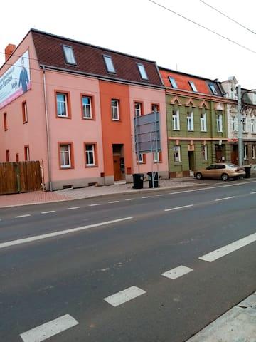 Klidné ubytování v Lázeňském městě Teplice