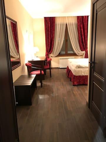 Новая гостиница в Архызе))) - Архыз