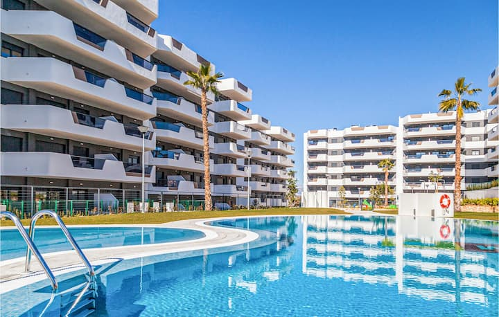 Holiday apartment with 2 bedrooms on 72m² in Los Arenales del Sol